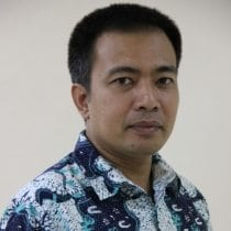 <font size=2><strong>Dr.Eng. M. Arif Wibisono, S.T., M.T<font size=2>