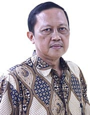 <font size=2><strong>Ir. Hermawan, M.Si.<font size=2></strong></font>