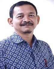<font size=2><strong>Ir. Heru Santoso BR, M.Eng, Ph.D.<font size=2>